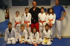Kickboxen - Gürtelprüfung 2011