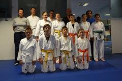 Kickboxen - Gürtelprüfung 2012