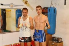 Kickboxen - Kaempfe