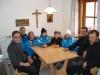 VSS-Gruppe zu Besuch beim ehemaligen Platter Pfarrer Siegfried Pfitscher