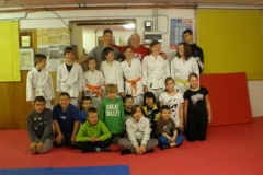 Kickboxen - Training Lana 11.04.12