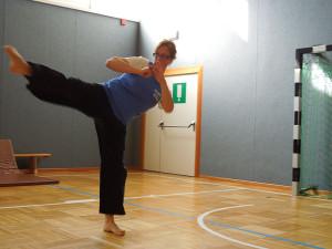 Carolin Marth - Kickboxen