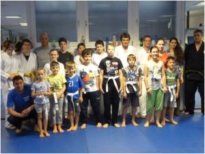 Kickboxen Gürtelprüfung 2013