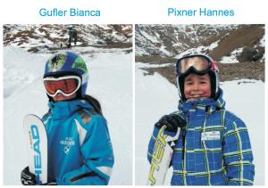Gufler Bianca und Pixner Hannes