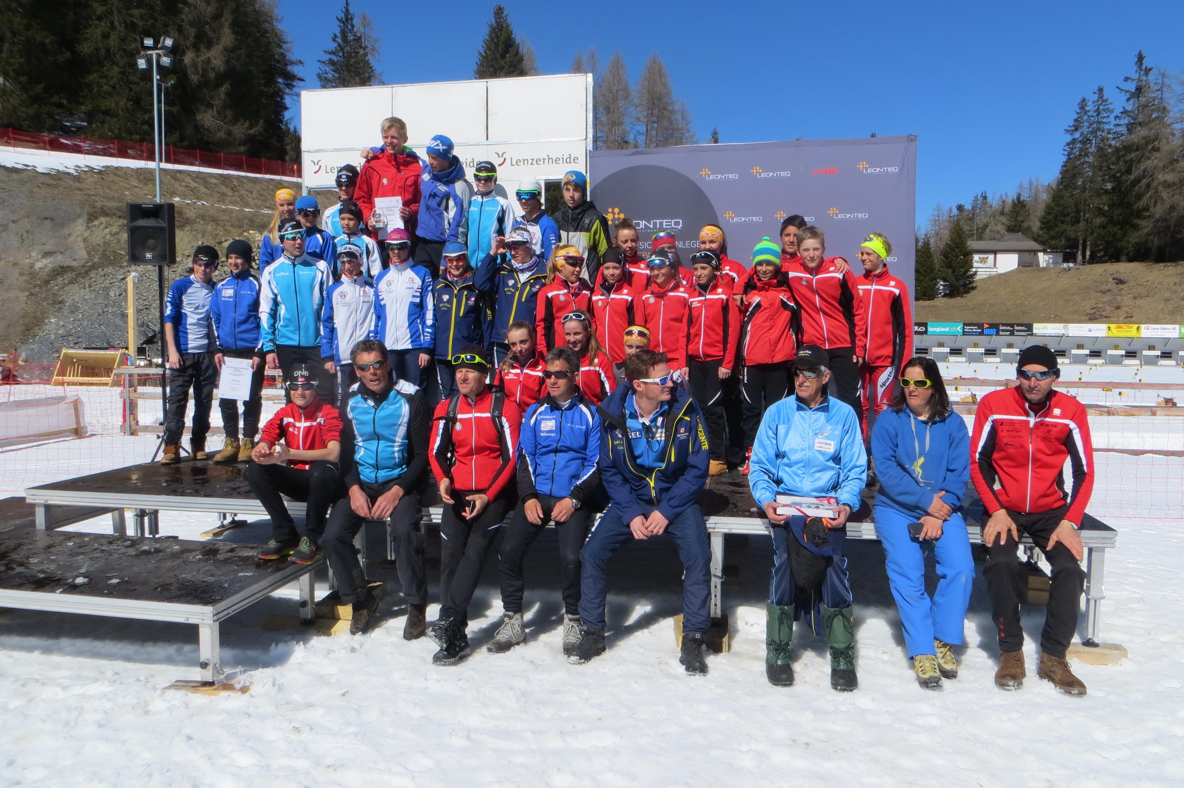 jugend italienmeisterschaft biathlon 2017